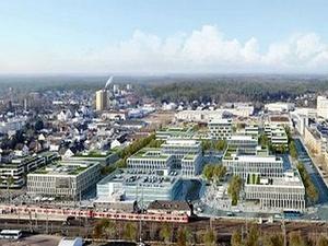 Bericht: Langen plant Technologiepark