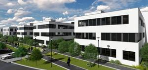 Zinsbaustein plant Schwarmfinanzierung für Bürokomplex