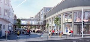 "Berlin: Karstadt eröffnet Filiale im neuen ""Tegel-Center"""