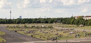 Berlin wärmt Diskussion um Bebauung von Tempelhofer Feld auf