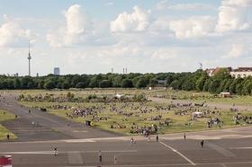 Tempelhofer Feld Nutzung Oderstraße