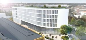 In Köln entsteht ein digitales Bürogebäude für Startups