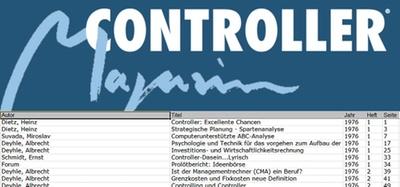 gehaltsvergleich controller