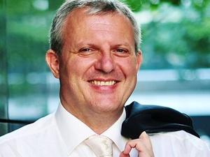 "Thorsten Machus leitet ""LOOP5"" in Weiterstadt"