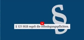 Thumbnail Video Offenlegung nach § 325 HGB