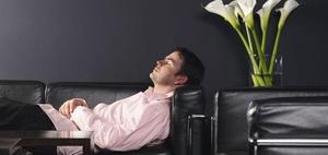 Mittagsschlaf und Powernapping werden Aufgaben im BGM