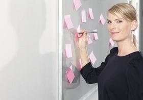 Tipp 4: Starten Sie ein Projekt zur Büroverschönerung.