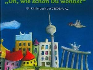 Marketing: Gesobau veröffentlicht erstes Kinderbuch
