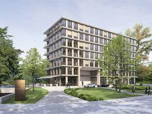 Transaktion: Hochtief verkauft Tivoli Office in München