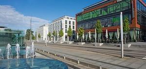 TLG kauft Hotel- und Bürogebäude in Dresden