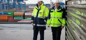 Mitbestimmung beim Hamburger Hafenlogistiker HHLA