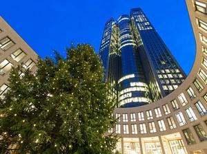 Strabag PFS bewirtschaftet Tower 185 in Frankfurt