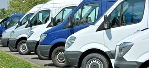 Firmenwagen: Keine 1%-Regelung für Transporter