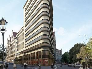 Projekt: Baustart für Leipziger Büro- und Geschäftshaus Trias