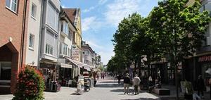Einzelhandel: Ludwigsburg und Troisdorf sind die Top-Mittelstädte