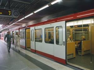 Nutzung verschiedener öffentlicher Verkehrsmittel