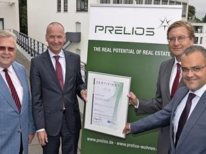 Prelios erhält ISO-Zertifizierung für Qualitätsmanagement