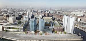 30 neue Wohnhochhäuser in Deutschland bis 2023