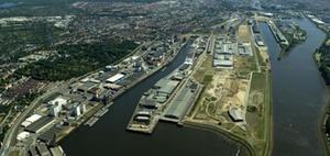 Bremen verkauft Investoren-Grundstück in der Überseestadt