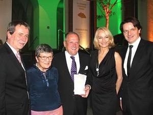 mfi-Gründer erhält ULI-Leadership-Award