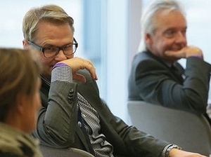 Personalchef Ulrich Bensel verlässt SWMH