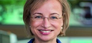 Ulrike Riedel wird Arbeitsdirektorin bei Eurogate