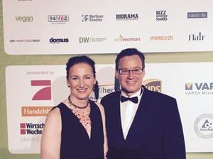 Auszeichnung: GreenTec Awards 2015: Die Gewinner stehen fest