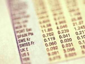 BMF: Umsatzsteuer-Umrechnungskurse Oktober 2012