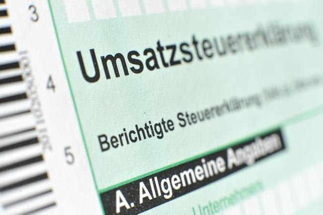 Umsatzsteuererklärung Bei Kleinunternehmern Steuern Haufe
