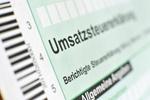 Umsatzsteuererklärung Formular