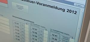 Umsatzsteuer Vorjahr Buchen Eür Finance Haufe