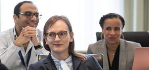 EMBA-Studium: Erfahrungen der HR-Managerin Sarah Ungar