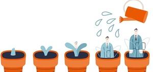 Unternehmensnachfolge: Schon angefangen?