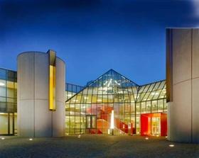 Unternehmenszentrale Bauverein AG Darmstadt