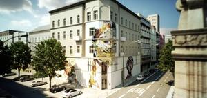 Street Art: Gewobag-Stiftung feiert Museumseröffnung