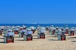 Urlaub Ostsee Strandkörbe