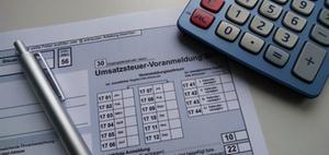 BMF: Muster der Umsatzsteuererklärung und -voranmeldung 2018