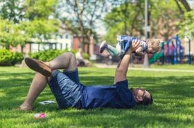 Vater Familienfreundlichkeit