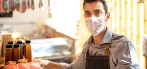 Corona-Krise: Betriebe ergreifen Schutzmaßnahmen