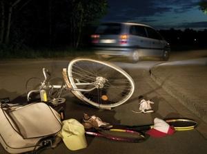 Fahrradhelm schützt wirksam vor Unfallfolgen