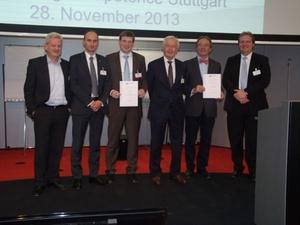 Erstmals erhalten zwei Unternehmen den Green Controlling Preis