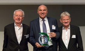 Verleihung des Green-Controlling-Preises 2019