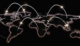 Vernetzte Welt