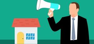 Argetra: Immobilienboom verhindert viele Zwangsversteigerungen
