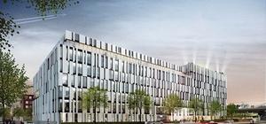 """Aurelis baut Bürogebäude im """"Le Quartier Central"""""""