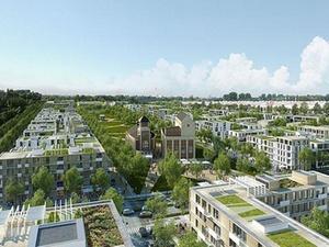 Patrizia baut 1.000 Wohnungen in Düsseldorf