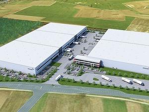 Grieshaber und Alpha Industrial realisieren Pharma-Logistikpark