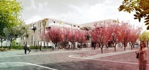 Steimker Gärten: LPB Immobilien GmbH plant 300 Mietwohnungen