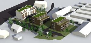 GWU und Wankendorfer bauen 33 Wohnungen in Kiel-Suchsdorf