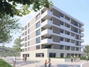 """Seniorenprojekt """"Wohnen Plus"""": Spatenstich in der Neckarterrasse"""